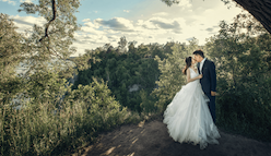 Wedding Photography Location: Scarborough Bluffs